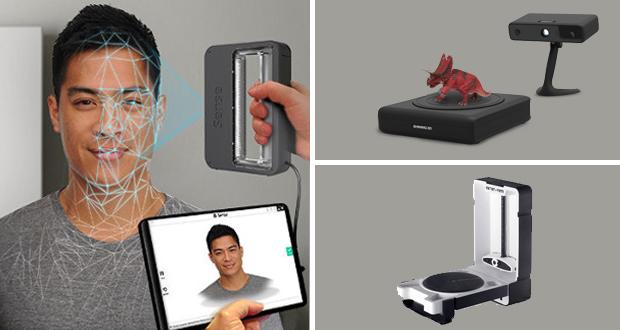 اسکن سه بعدی و چاپ سه بعدی در محل