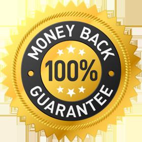گارانتی بازگشت 100 درصد پول