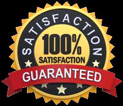 100 درصد گارانتی رضایت مشتری